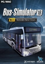 Bus Simulator 16 - Mercedes-Benz-Citaro