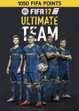FIFA 17 Ultimate Team 1050 FIFA Points