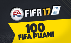 FIFA 17 Ultimate Team 100 FIFA Points