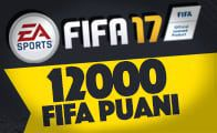 FIFA 17 Ultimate Team 12000 FIFA Points
