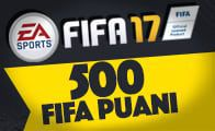 FIFA 17 Ultimate Team 500 FIFA Points