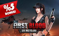 First Blood Altın