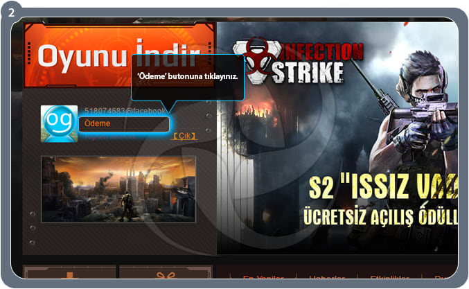 Infection Strike Elmas_2
